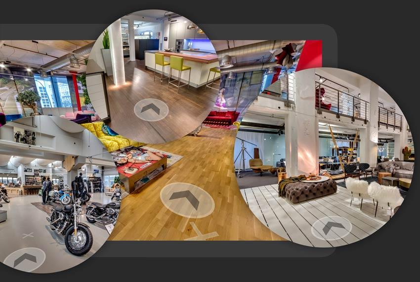 Les commerces peuvent maintenant afficher leur intérieur dans Google Maps Street View